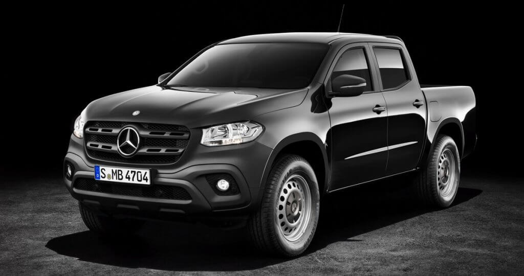Mercedes-Benz X-Klasse, Worldwide 2017
