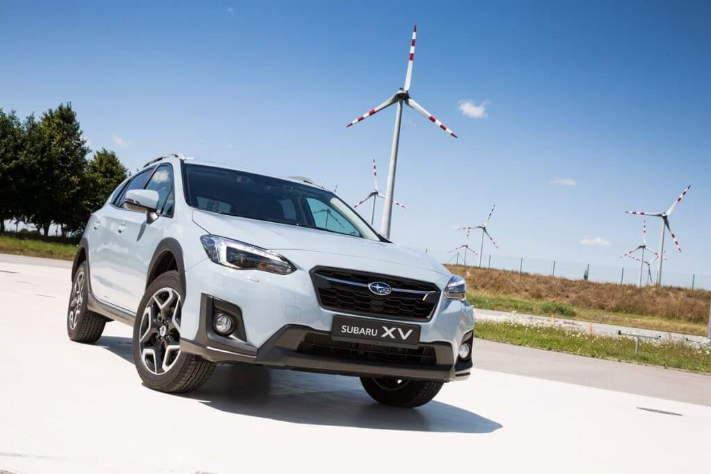 Subaru XV Worldwide '2017