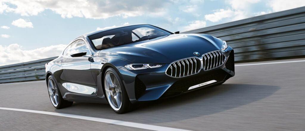 BMW Concept 8 Series '2017