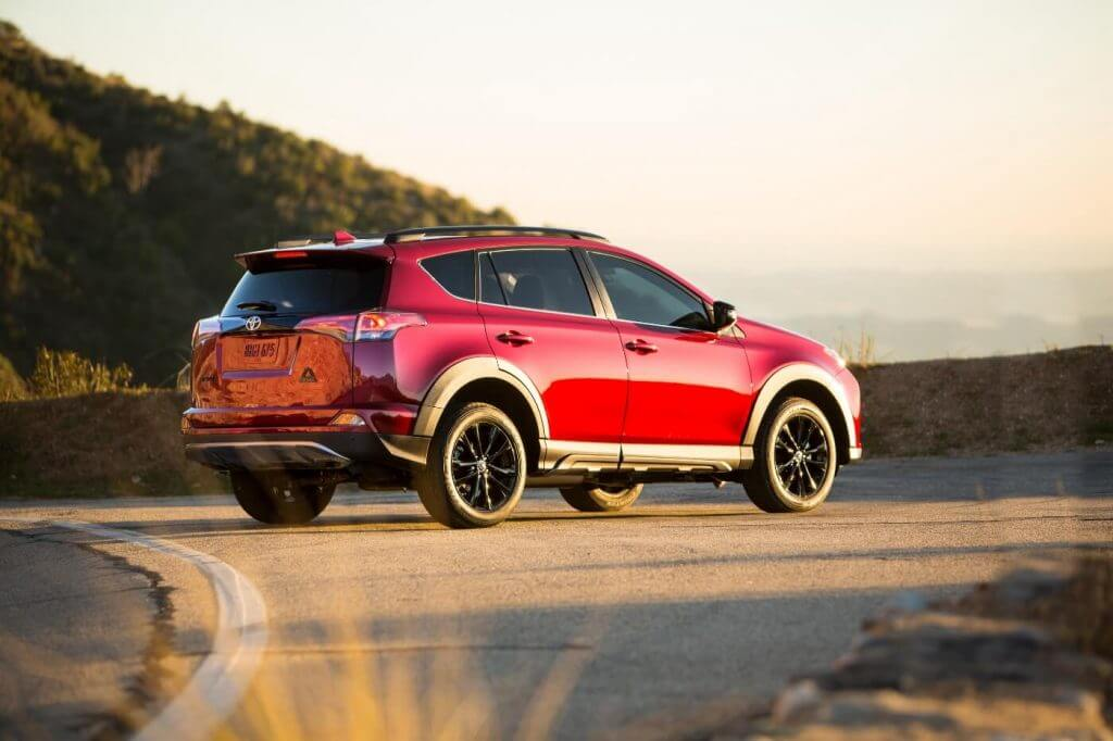 "Toyota RAV4 ""Adventure"""