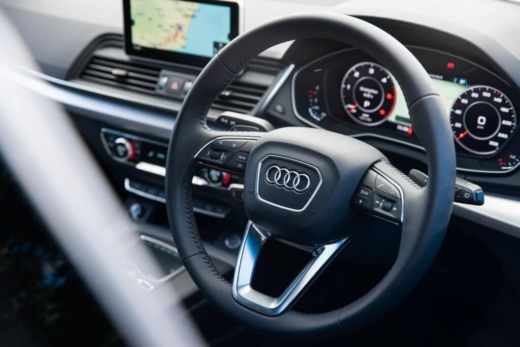 2018 Audi Q5 2.0T quattro