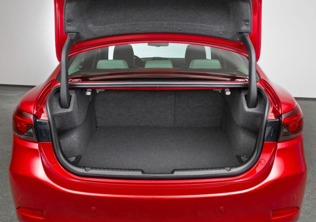 Boot Mazda 6 Sedan 2017