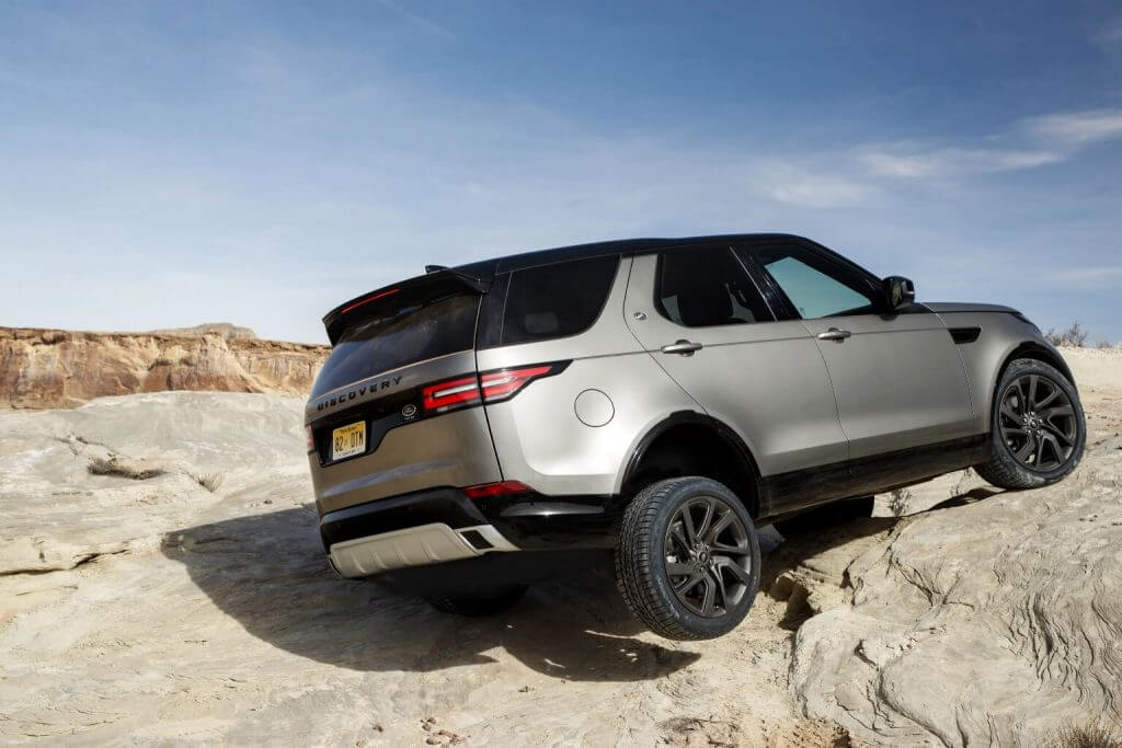 Land Rover Discovery HSE Si6 Dynamic Design Pack North America '2017
