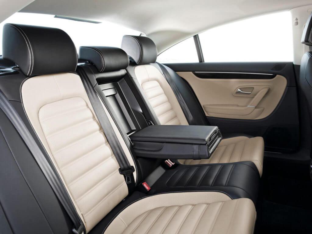 Interior Volkswagen CC 2017-2018