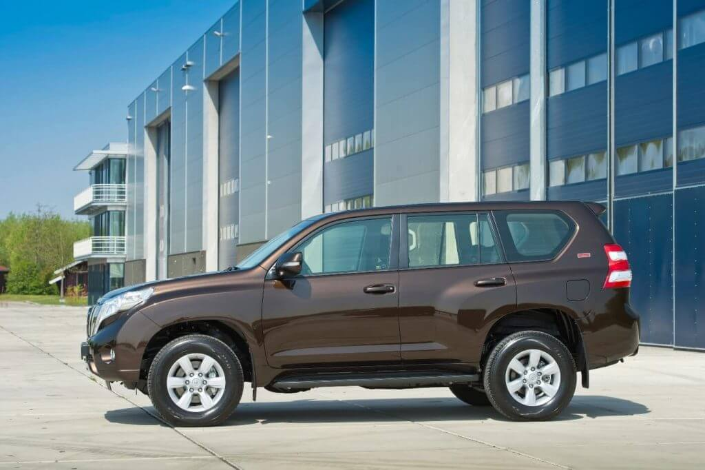 Toyota Land Cruiser (150) '2017
