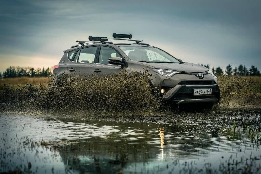 Авто 2018 Toyota RAV4 Adventure North America '2017
