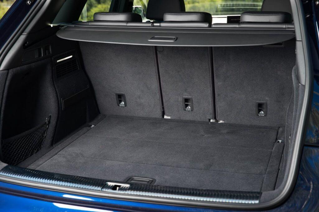 Багажник Audi Q5 2.0T quattro North America '2017
