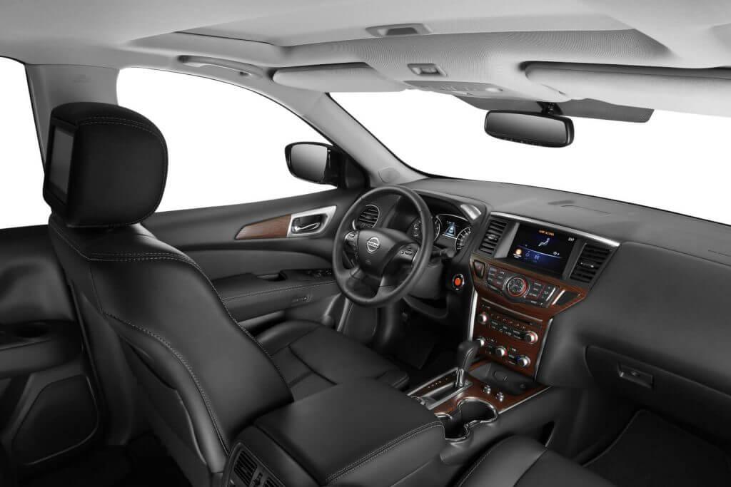 Front panel Nissan Pathfinder Latam (R52) '2017