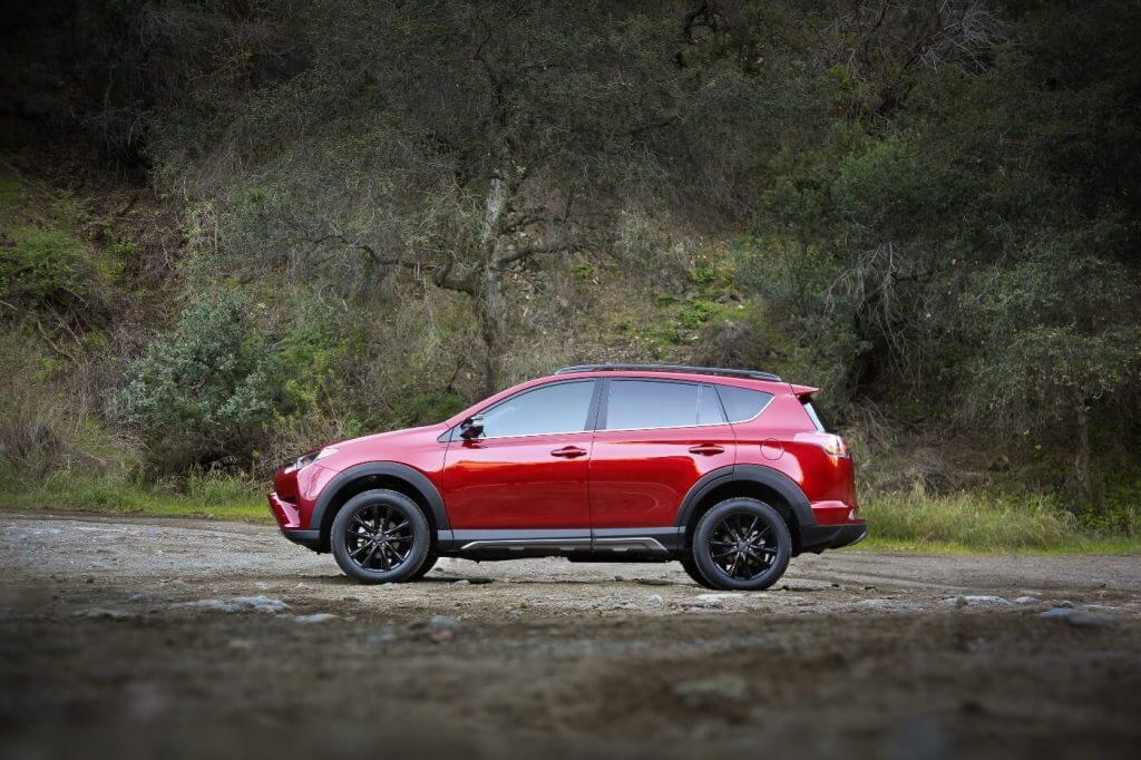 2018 Toyota RAV4 Adventure North America