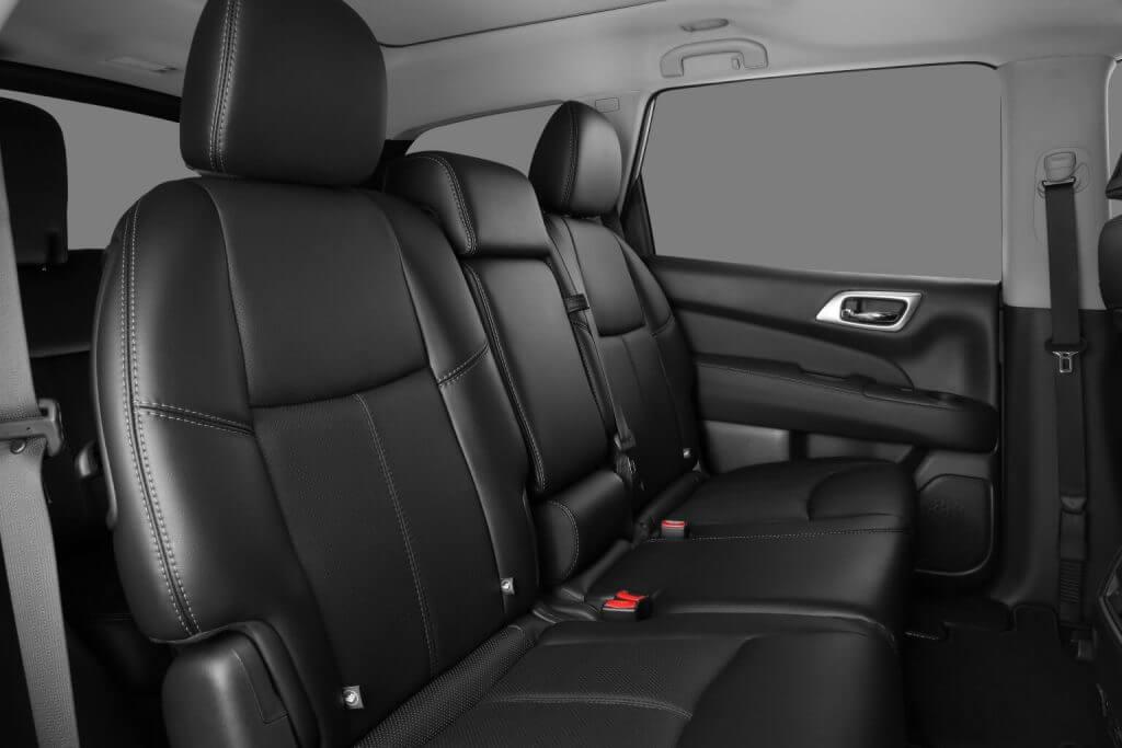 Interior Nissan Pathfinder '2017