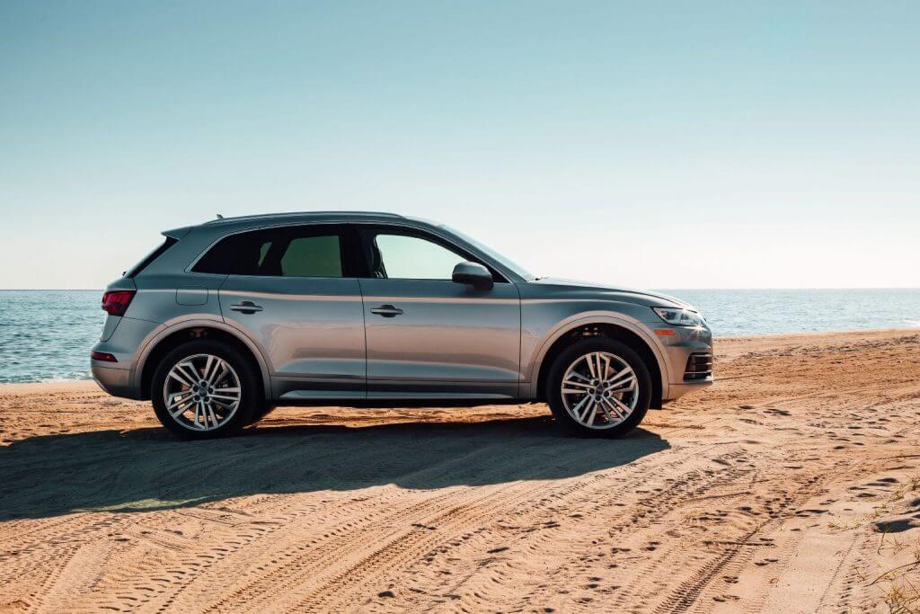 Audi Q5 2.0T 2017-2018