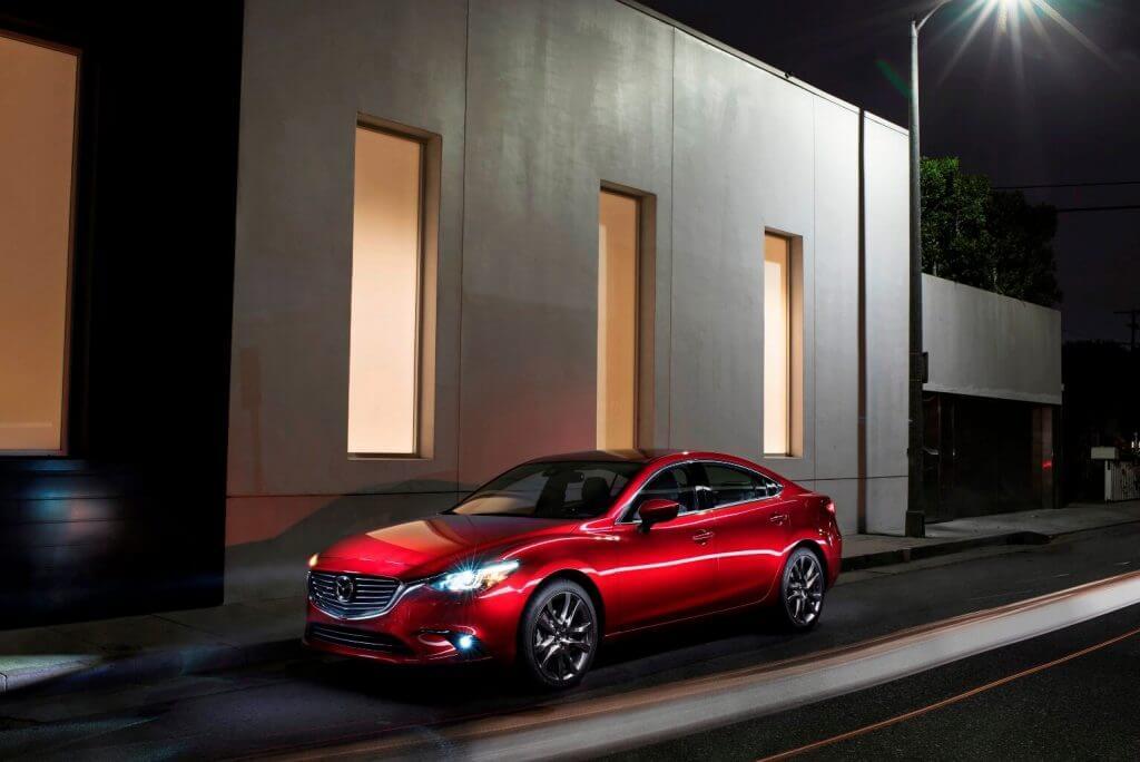 Авто Mazda 6 2017