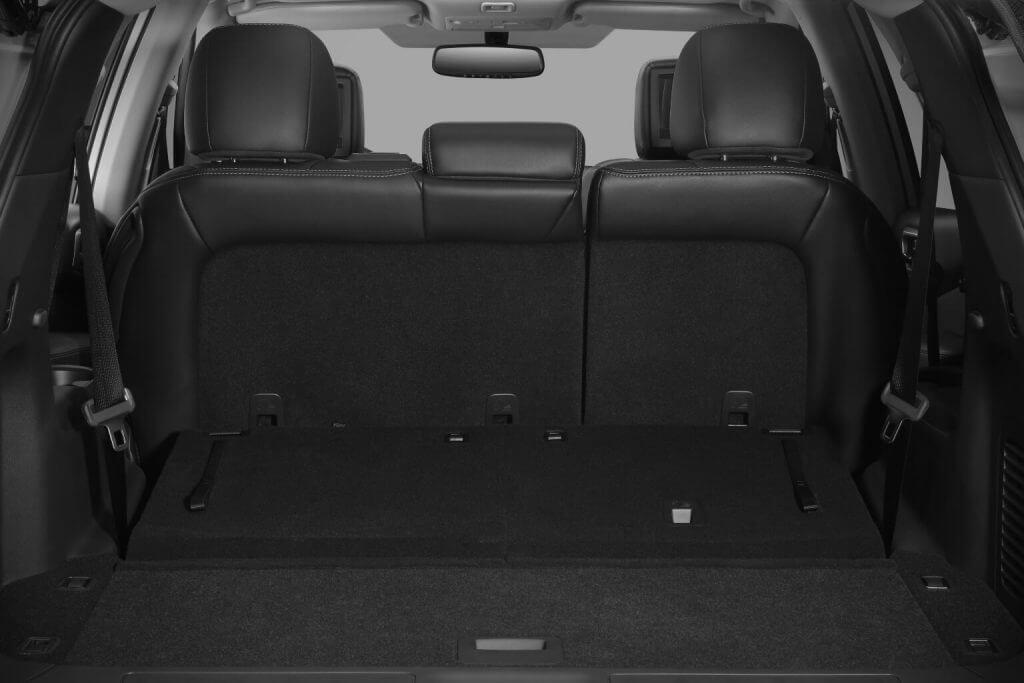 Boot Nissan Pathfinder '2017