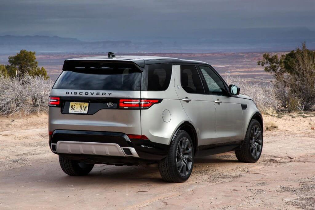 Land Rover Discovery HSE Si6 Dynamic Design