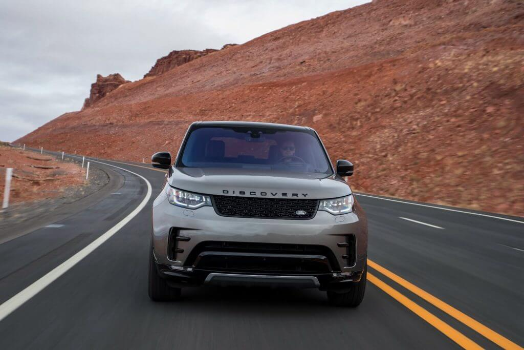 2017 Land Rover Discovery HSE Si6 Dynamic Design