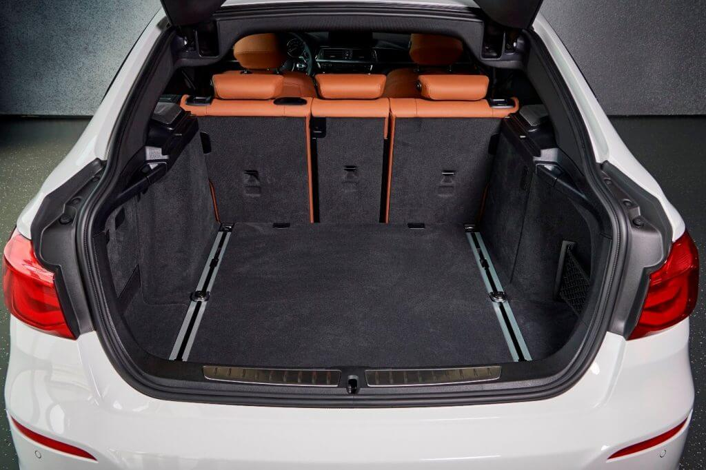 Boot BMW 340i Gran Turismo Sport Line (F34) '2017