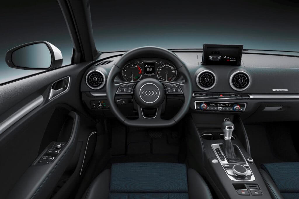 Front panel Audi A3