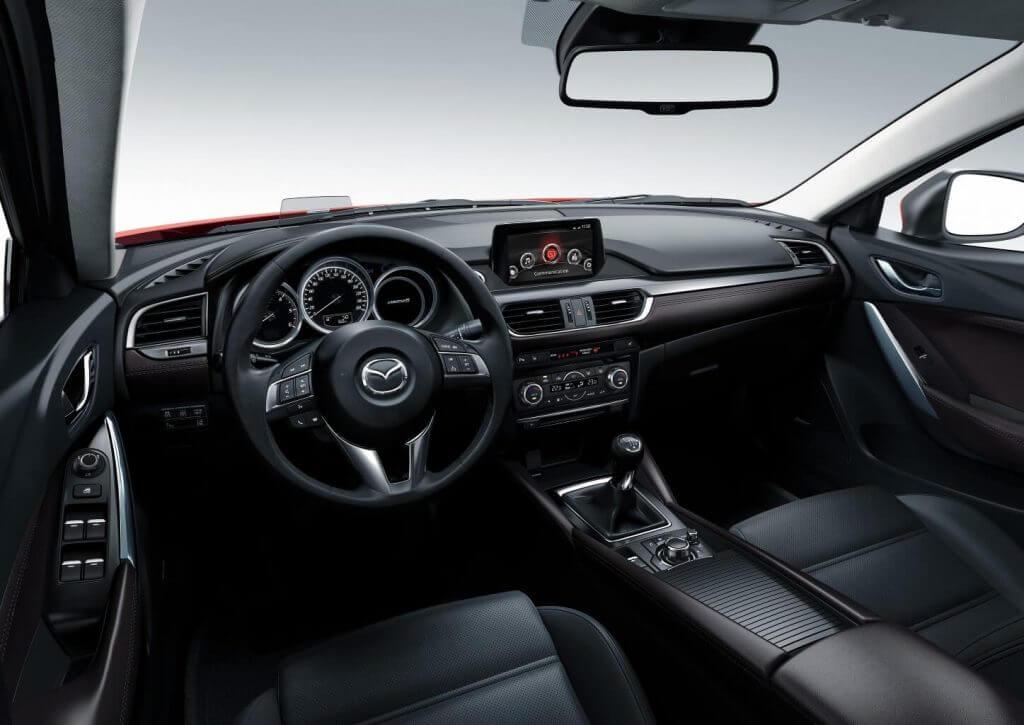 Front panel Mazda 6 2017