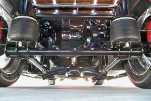 Как работает пневмоподвеска автомобиля