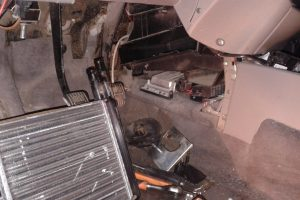 Как определить неисправность радиатора отопителя автомобиля и сделать замену