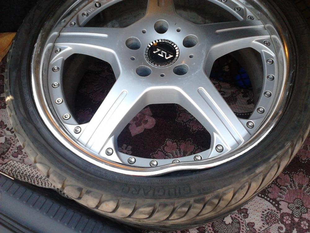 Поврежденные колесные диски причина вибрации