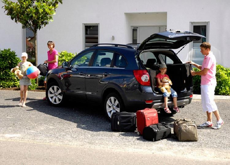 Багаж легкового авто