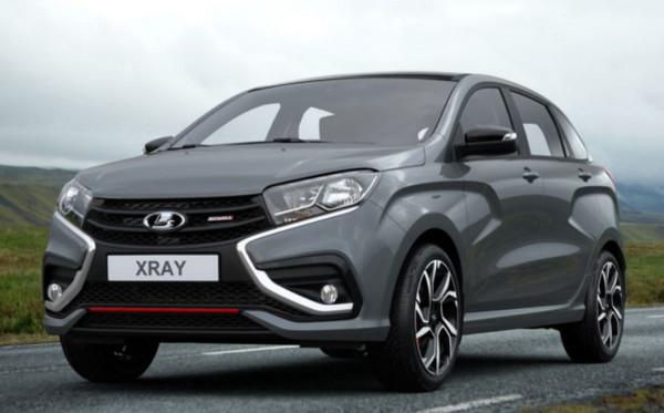 Xray Sport Concept
