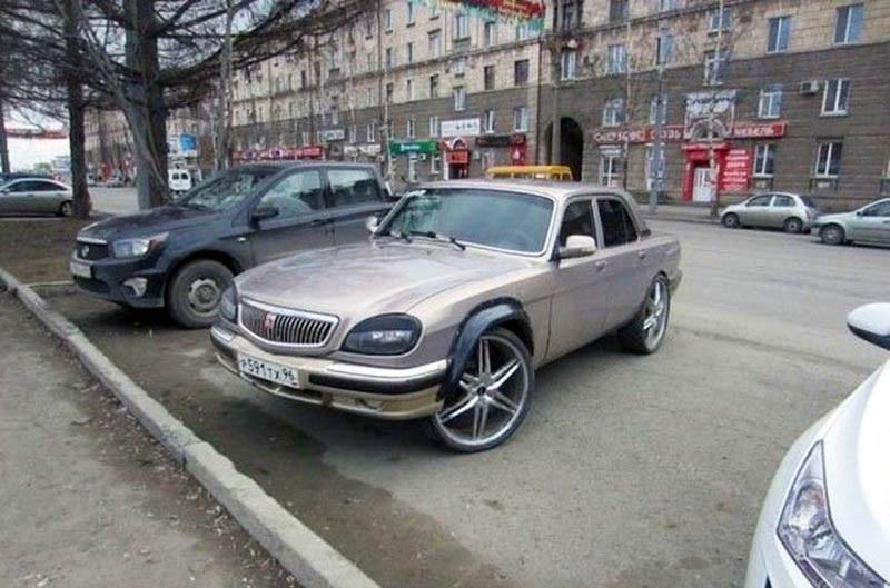 Колеса большого диаметра на авто