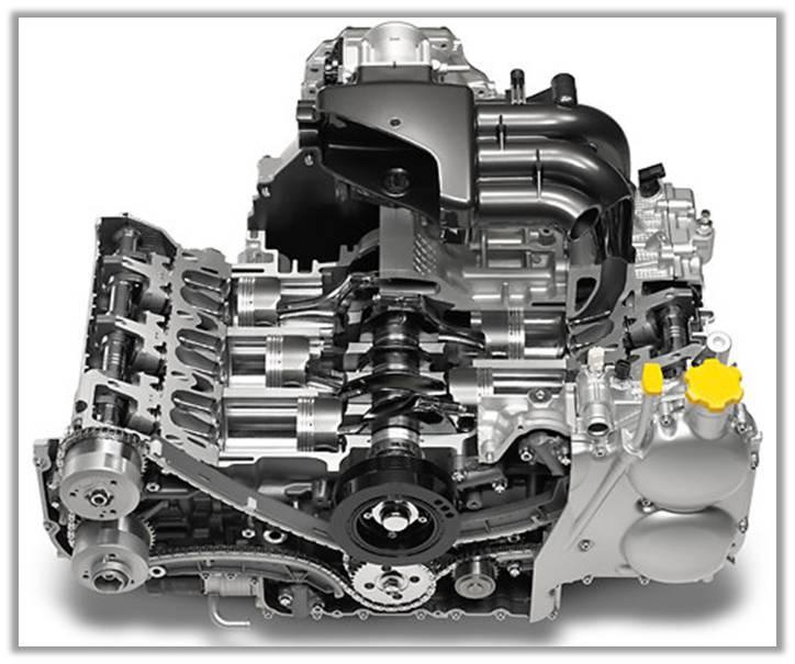 Мотор Subaru ЕЕ20