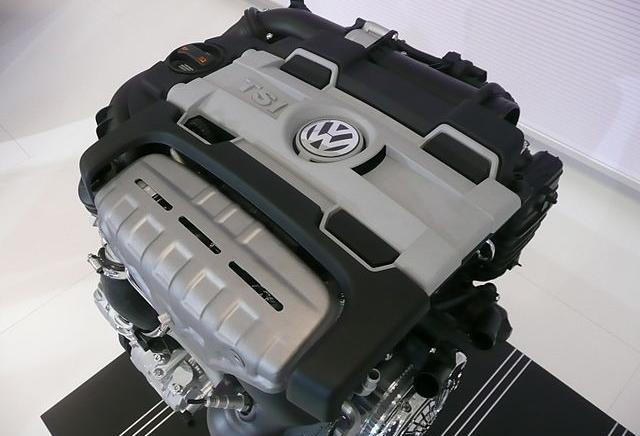 Двигатель Volkswagen-Audi ЕА111