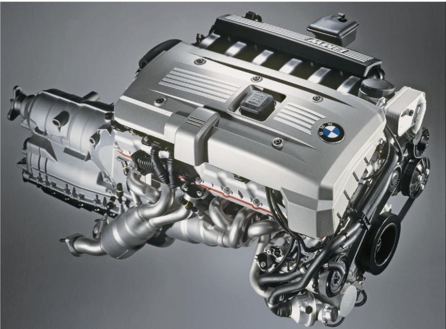 Двигатель BMW N52b25 i6