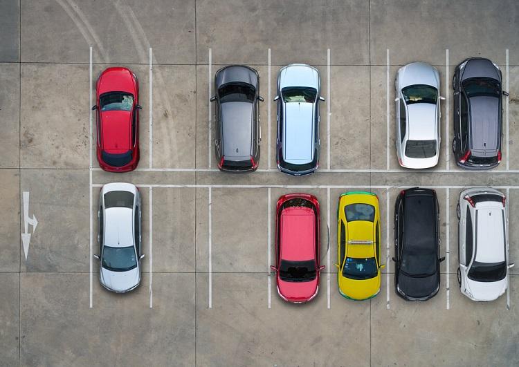 Парковка для авто