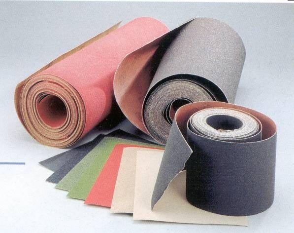 Виды наждачной бумаги