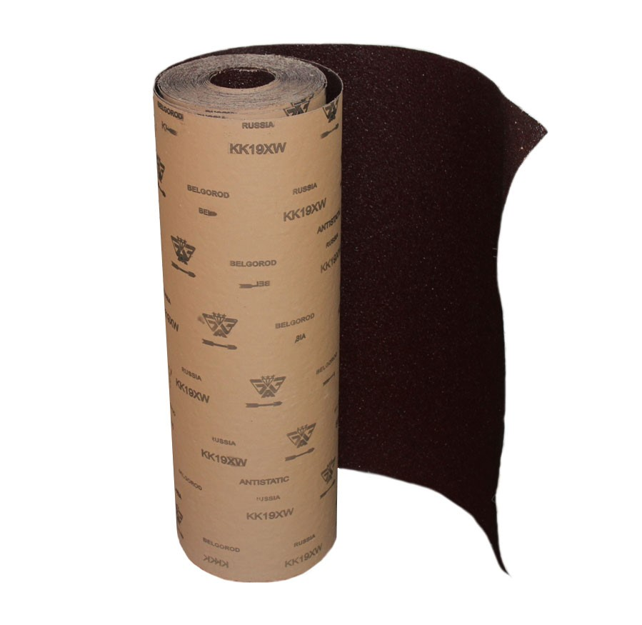 Наждачная бумага на тканевой основе
