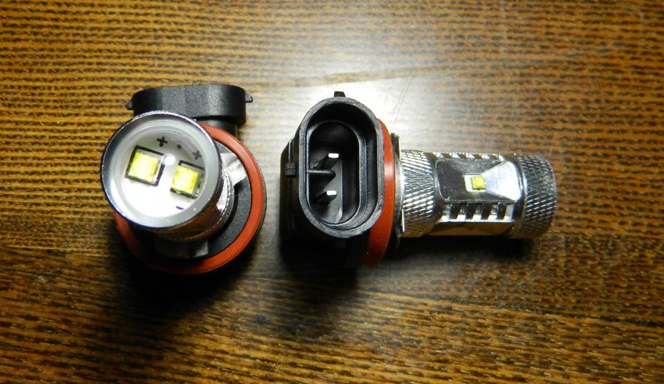 LED-лампы для фар