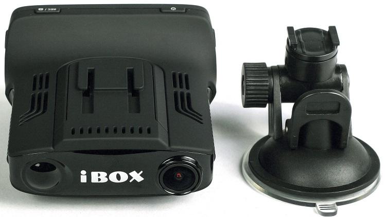 Видеорегистратор iBOX F5 WiFi SIGNATURE A12