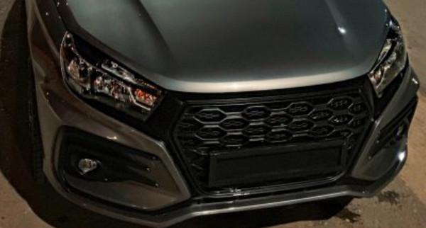 Модернизированная Lada Vesta
