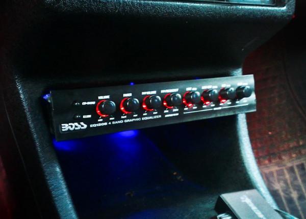 Эквалайзер для авто