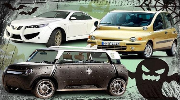 Некрасивые автомобили