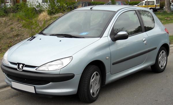 Peugeot 206\ 206 Sedan