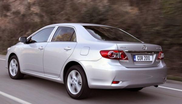 Toyota Corolla 10 поколения