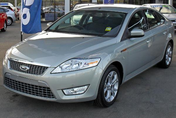 Ford Mondeо IV