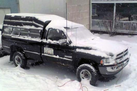 Dodge 2500 с миллионным пробегом