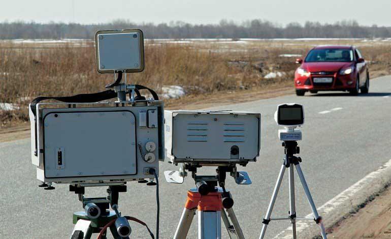 Треноги с камерами видеофиксациями