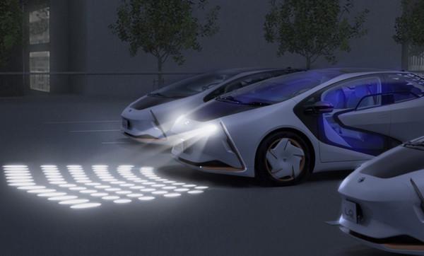 Освещение Toyota LQ