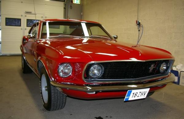 Идеальный Ford Mustang