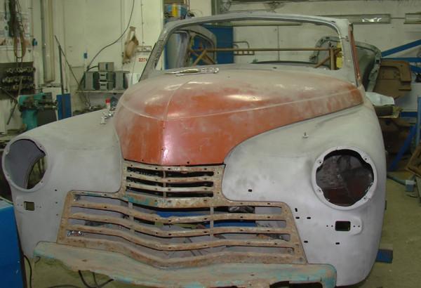 Кузов ГАЗ-20