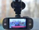 Видеорегистратор на лобовом стекле