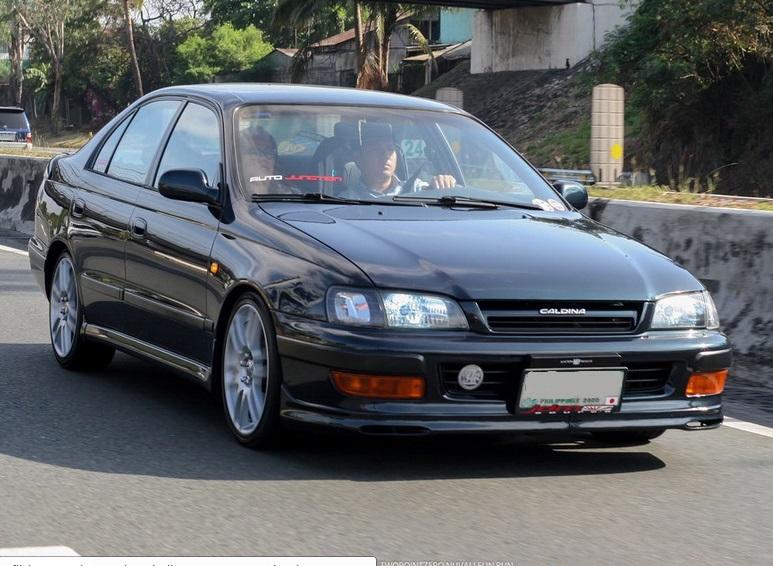 Toyota Corona ST190