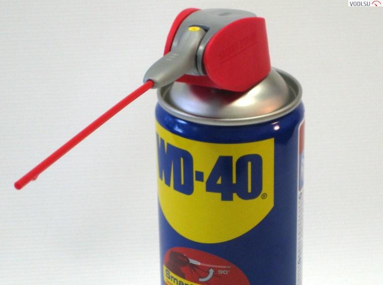 ВД-40 в аэрозоли